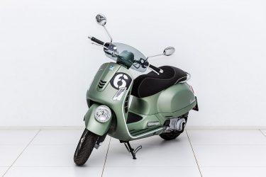 Vespa GTV 300 ie ABS *Sonderpreis* Seigiorni bei Zweirad – Auto Meisinger in