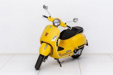 Vespa GTS 125 ie SuperSport *Sonderpreis* bei Zweirad – Auto Meisinger in