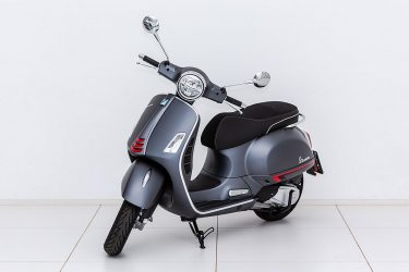 Vespa GTS 300 ie SuperSport bei Zweirad – Auto Meisinger in