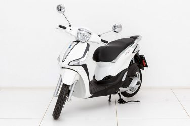 Piaggio New Liberty 125ie ABS bei Zweirad – Auto Meisinger in