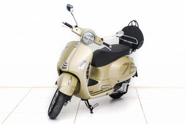 Vespa GTS 300 Super Tech 75th Anniversary bei Zweirad – Auto Meisinger in